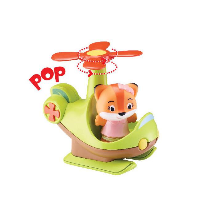 Kloro'Go L'hélicoptère Klorofil