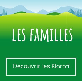 Les personnages des Familles Klorofil